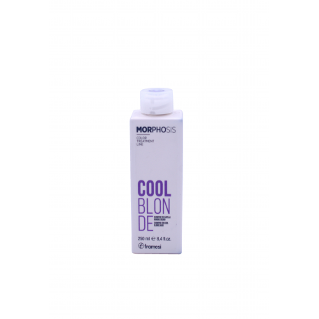 COOL BLONDE ANTI YELLOW SHAMPOO 250ML